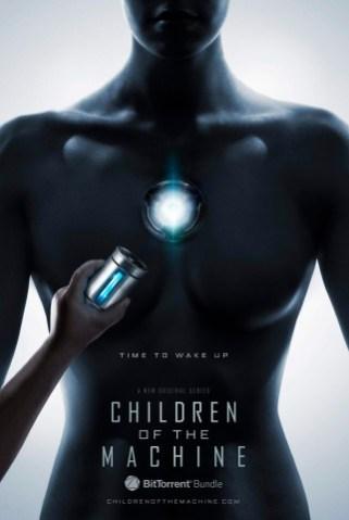 Poster promozionale di Children of the Machine