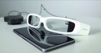 Sony SmartEyeglass Developer Edition, al via i pre-ordini