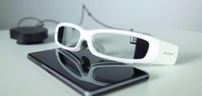 Sony SmartEyeglass Developer Edition, al via i pre-ordini