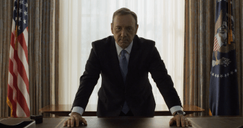 La terza stagione di House of Cards online per errore