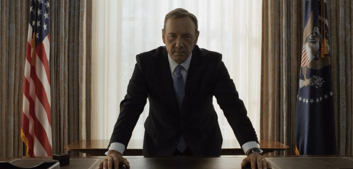 La terza stagione di House of Cards online per errore
