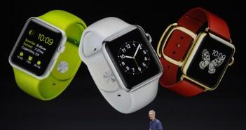 24 aprile 2015: inizia l'era dell'Apple Watch