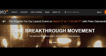 HeroX, il crowdfunding nato dalla X Prize Foundation