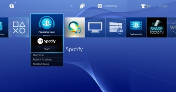 PlayStation Music: Spotify arriva su PS3 e PS4
