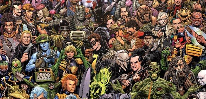 2000AD toglie il DRM dai propri fumetti