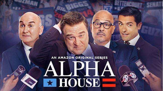 Alpha House, uno degli show originali Amazon