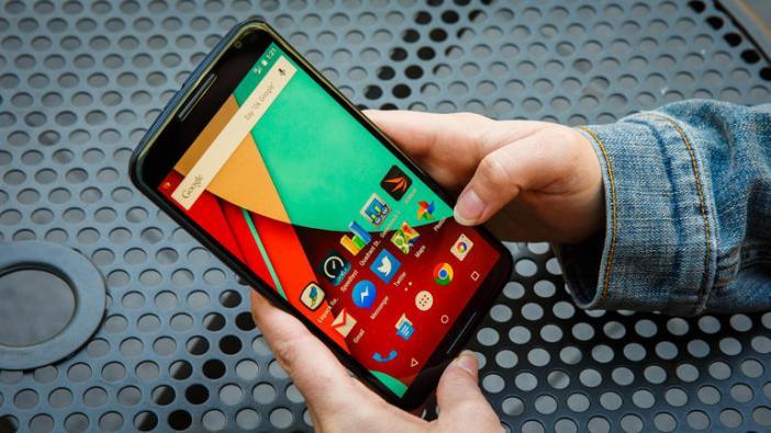 Il Nexus 6 [Fonte: CNET]
