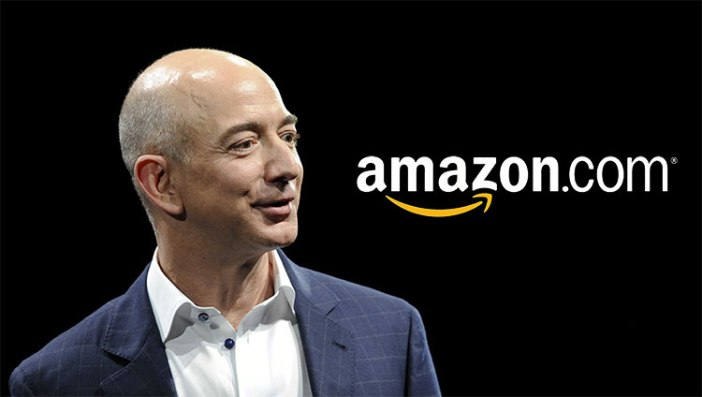 Jeff Bezos, CEO e fondatore di Amazon