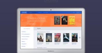 Oyster lancia il proprio store per e-book
