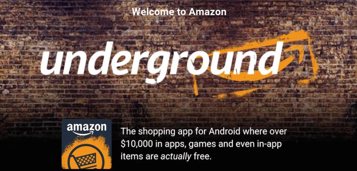 Amazon Underground, lo schiaffo di Amazon a Google