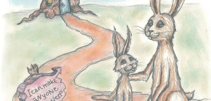Il curioso caso di The Rabbit Who Wants to Fall Asleep