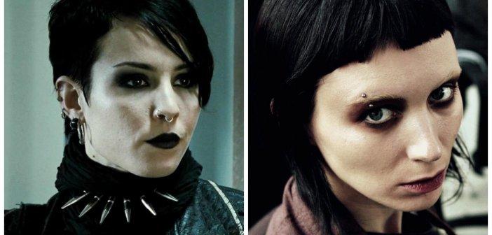 Le 'due' Lisbeth. Voi quale preferite?