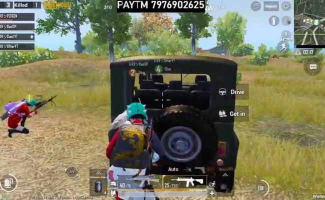 Pubg Mobile Chicken Dinners With Team Six9 Full Rush