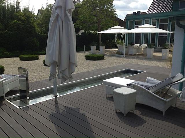Kiesgarten minimalistisch Travemnde  Heino Gamradt
