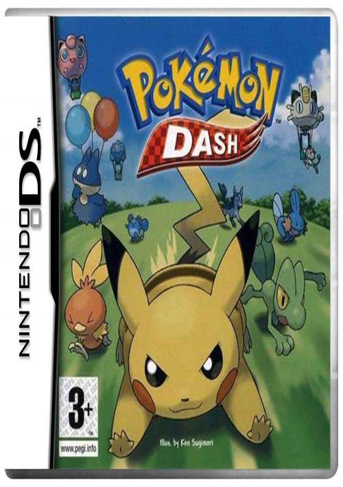 Pokemon Dash ROM Download for NDS | Gamulator