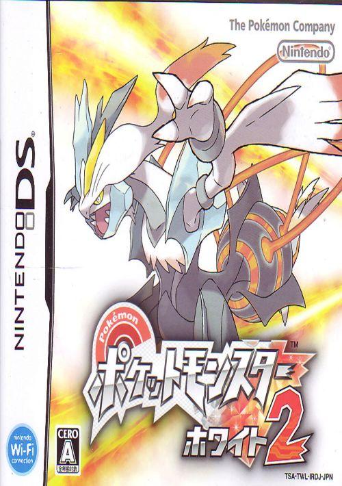 Pokemon - White (J) ROM Download for NDS | Gamulator