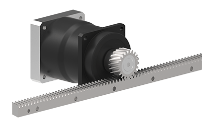 helical rack and pinion systems gam