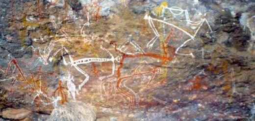 aboriginal-painting-165360_640