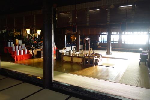 Temple Bouddhiste!