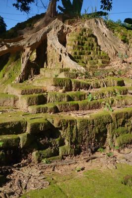 Vestiges a Chiang Saen, ancienne capitale du royame de Lanna