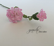 Handcrafted Sugar Flowers- Mini Carnations