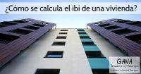 Como se calcula el ibi de una vivienda
