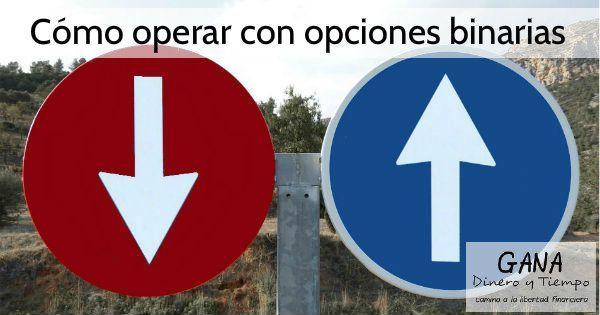 Donde operar opciones binarias