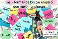 Las 5 formas de buscar empleo que mejor funcionan