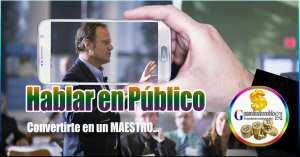 Hablar en Público – Curso Speaker Master – revisión