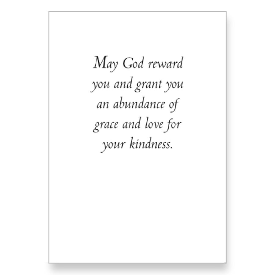 Angel of god acknowledgement cards gannons prayer card co angel of god acknowledgement cards thecheapjerseys Images