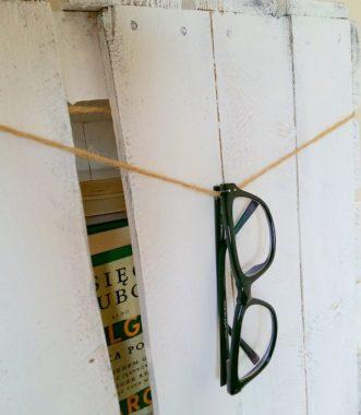 sznurek naokulary
