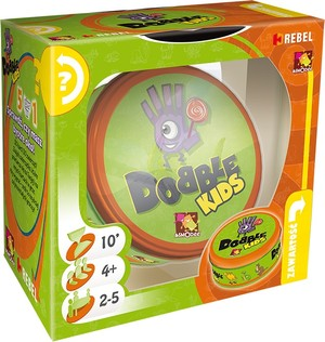 Rebel Gra Dobble Kids