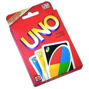 Mattel Gra Karty Uno W2085