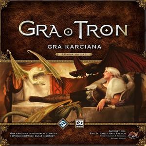 Galakta Gra o Tron: Gra karciana (2 edycja) Zestaw podstawowy
