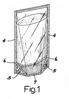 Capri Sun®, Shape-Trademarks and Patent Expiration