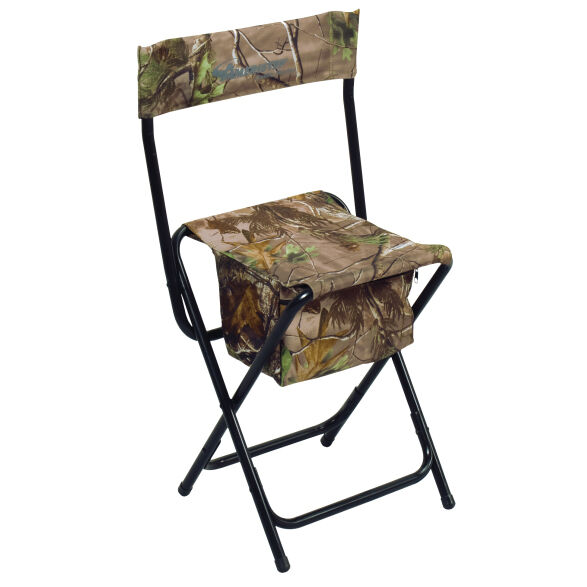 ground blind chair toddler beach with umbrella ameristep high back gander outdoors