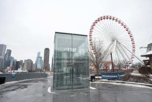 Navy Pier | Chicago, IL. © G&R Custom Elevator Cabs, 2352 Station Parkway NW Minneapolis, MN 55304