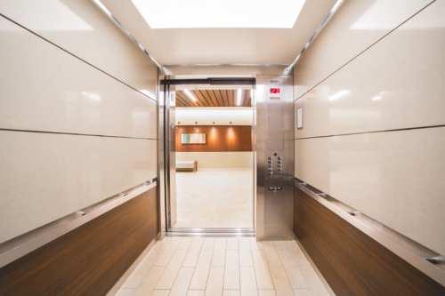 Centegra Hospital | Huntley, IL. © G&R Custom Elevator Cabs, 2352 Station Parkway NW Minneapolis, MN 55304