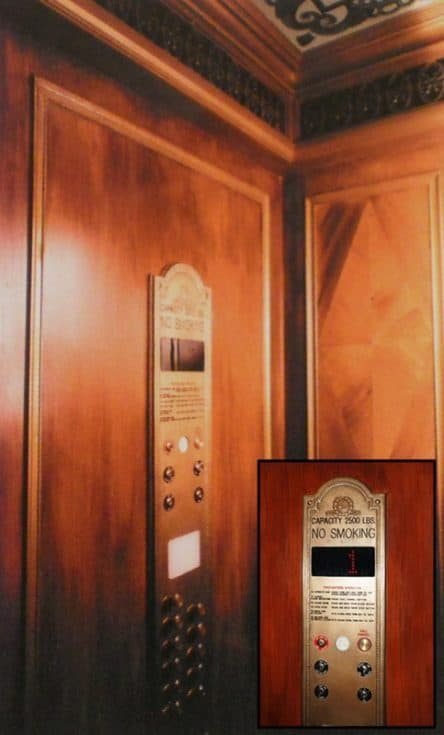 2615 Park Avenue | Minneapolis, MN. © G&R Custom Elevator Cabs, 2352 Station Parkway NW Minneapolis, MN 55304