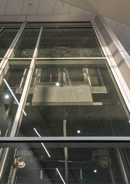 Minneapolis-St. Paul International Airport | Bloomington, MN. © G&R Custom Elevator Cabs, 2352 Station Parkway NW Minneapolis, MN 55304