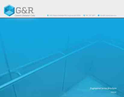 G&R has been in business for nearly 40-years and has grown from a specialty manufacturer to a global resource for architects, service contractors, and consultants who specify our engineering services and manufactured products for high-rise hotels, condominiums, financial complexes, retail stores, universities, and hospitals.