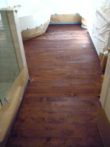 gandswoodfloors Aniline wood dye stain LynnBostonWellesley