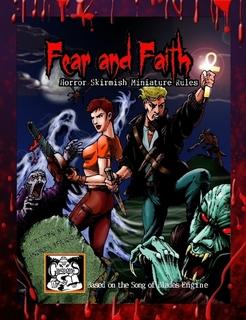 Fear and Faith Horror Miniature Rules (PDF)