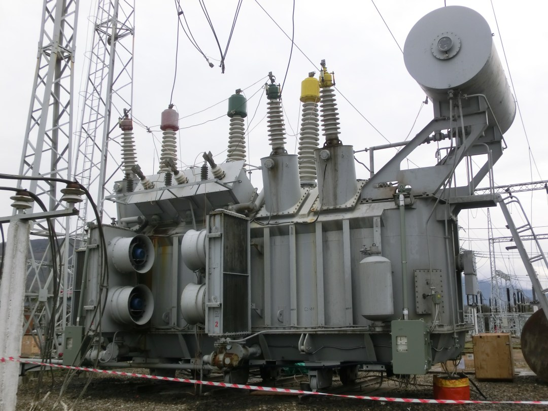 power transformer tank construction