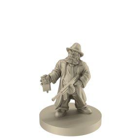 O'Malley - Dwarf Detective