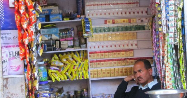 Cigarettes Shops banned from selling non-tobacco products