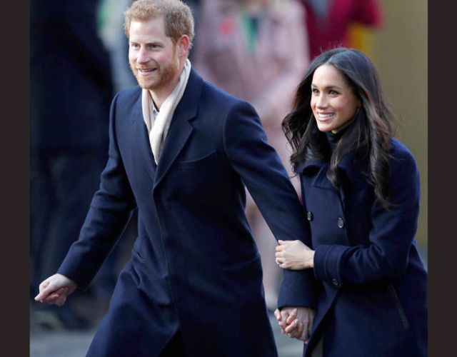 Prince Harry and Meghan Markle Expecting their first child