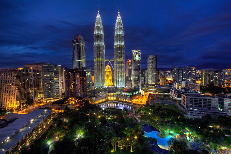 Kuala Lumpur sito di incontri