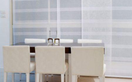 tende a vetro per cucina; Tende A Pannelli Moderne Pratiche E Versatili Gani