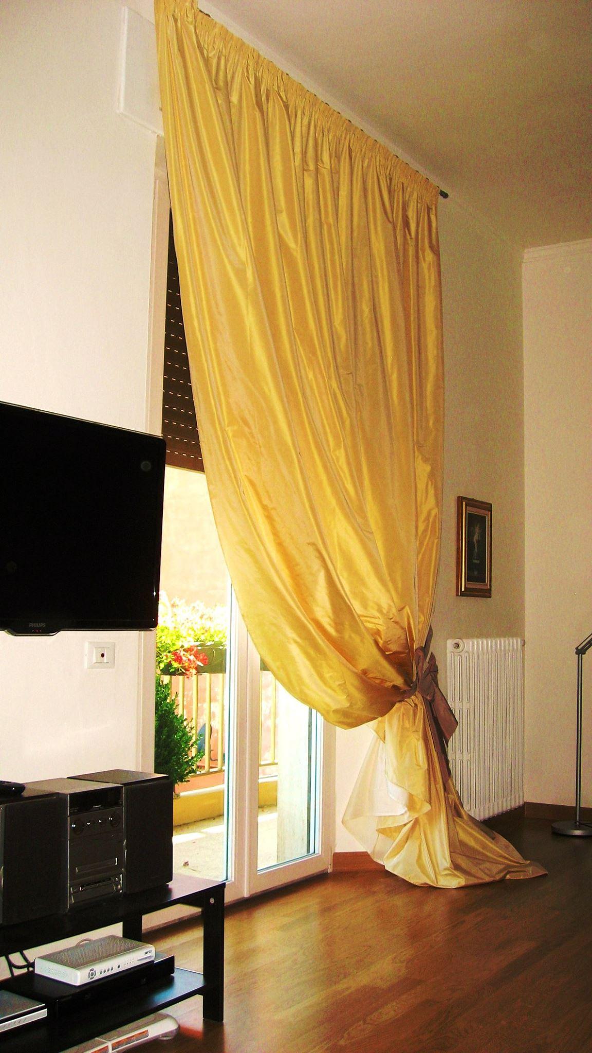 Tende per interni su misura di alta qualit in Toscana  Gani